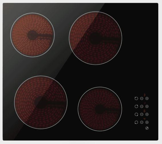 Elfa CRSL606 Ceramic Electric Cooktop