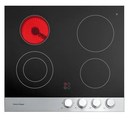 Fisher & Paykel 60cm Front Control Ceramic Cooktop (CE604CBX1)