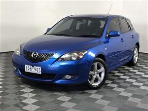 2004 Mazda 3 Hatchback >> 2004 Mazda 3 Maxx Sport Bk Automatic Hatchback