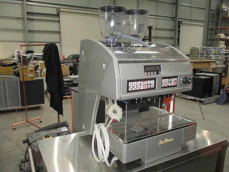 San Marino AKC/2-GD Expresso Coffee Machine