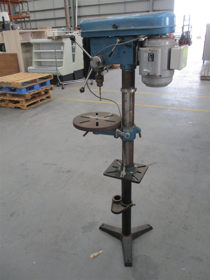 Jacob Machinery Type 16 Adjustable Drill Press