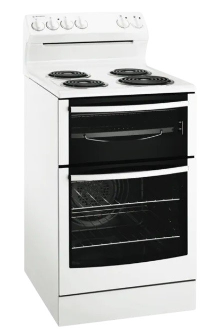 Westinghouse WLE525WA 54cm Freestanding Electric Oven/Stove