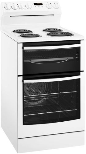 Westinghouse 54cm Electric Oven/Stove (White) (WLE527WA)
