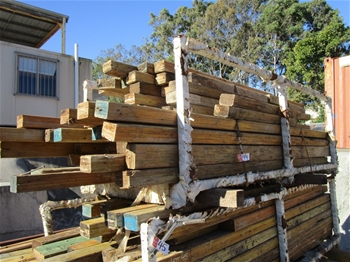 Quantity of Timber
