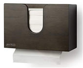 (6 Pack) Paper Towel Dispensers, Made of Wood - NSW Pick up