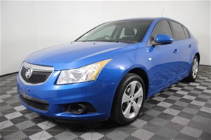 2013 Holden Cruze CD JH Automatic Hatchb