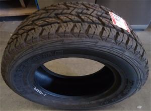 BRIDGESTONE DUELER A/T Tyre, Size: 255/65 R17