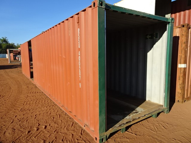 Walkway/Shelter, Container, 40 Foot, Standard (B-Type)