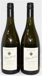 Hardys `Eileen Hardy` Chardonnay 2005 (2x 750ml), AU. Cork