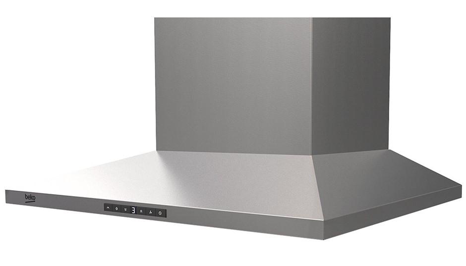 Beko BRH60CX 60cm Slim Pyramid Rangehood (Stainless Steel)