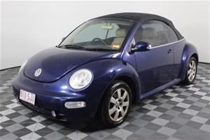 2005 Volkswagen Beetle Manual - 5 Speed