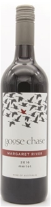 Goose Chase Merlot 2016 (12 x 750mL) Mar
