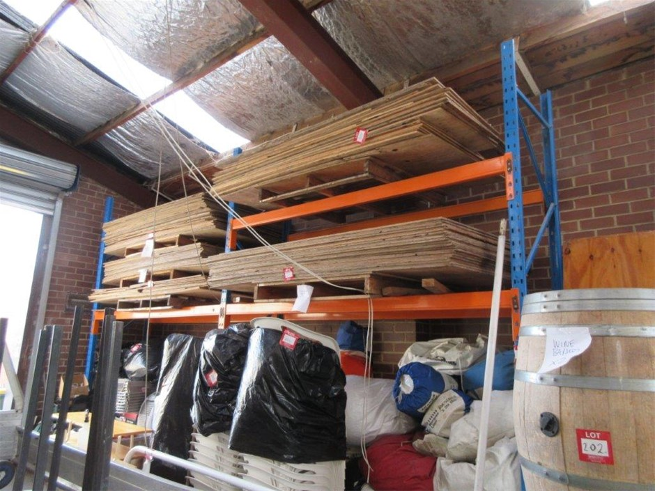 second hand pallet racking sydney | Graysonline