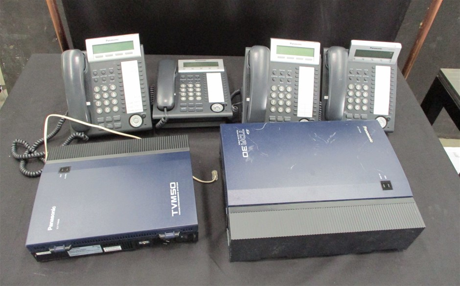 Panasonic KX-TDA30AL Phone System