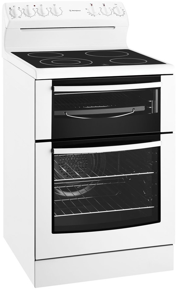 Westinghouse WLE645WA Freestanding Electric Oven/Stove
