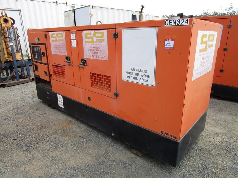 SE Power DVR 150 Generator