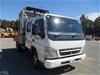 2009 Mitsubishi Canter 4.0 4 x 2 Tipper Truck