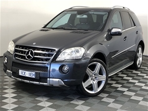 2010 Mercedes Benz ML 300 CDI (4x4) W164