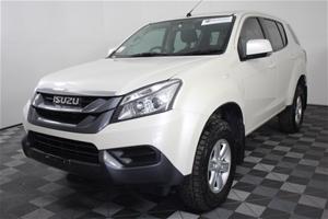 2016 Isuzu MU-X 4x2 LS-M Turbo Diesel Au