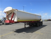 Unreserved Side Tippers, Civil Equip & Vehicles - WA