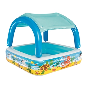 Bestway Inflatable Kids Pool Canopy Play