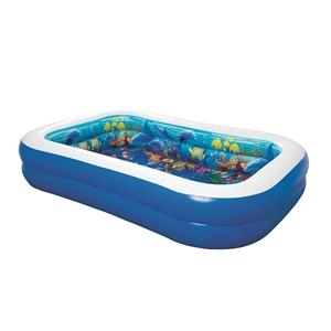 Bestway Inflatable Kids Pool Ground Play