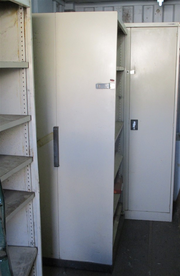 Assorted Storage Units comprising: