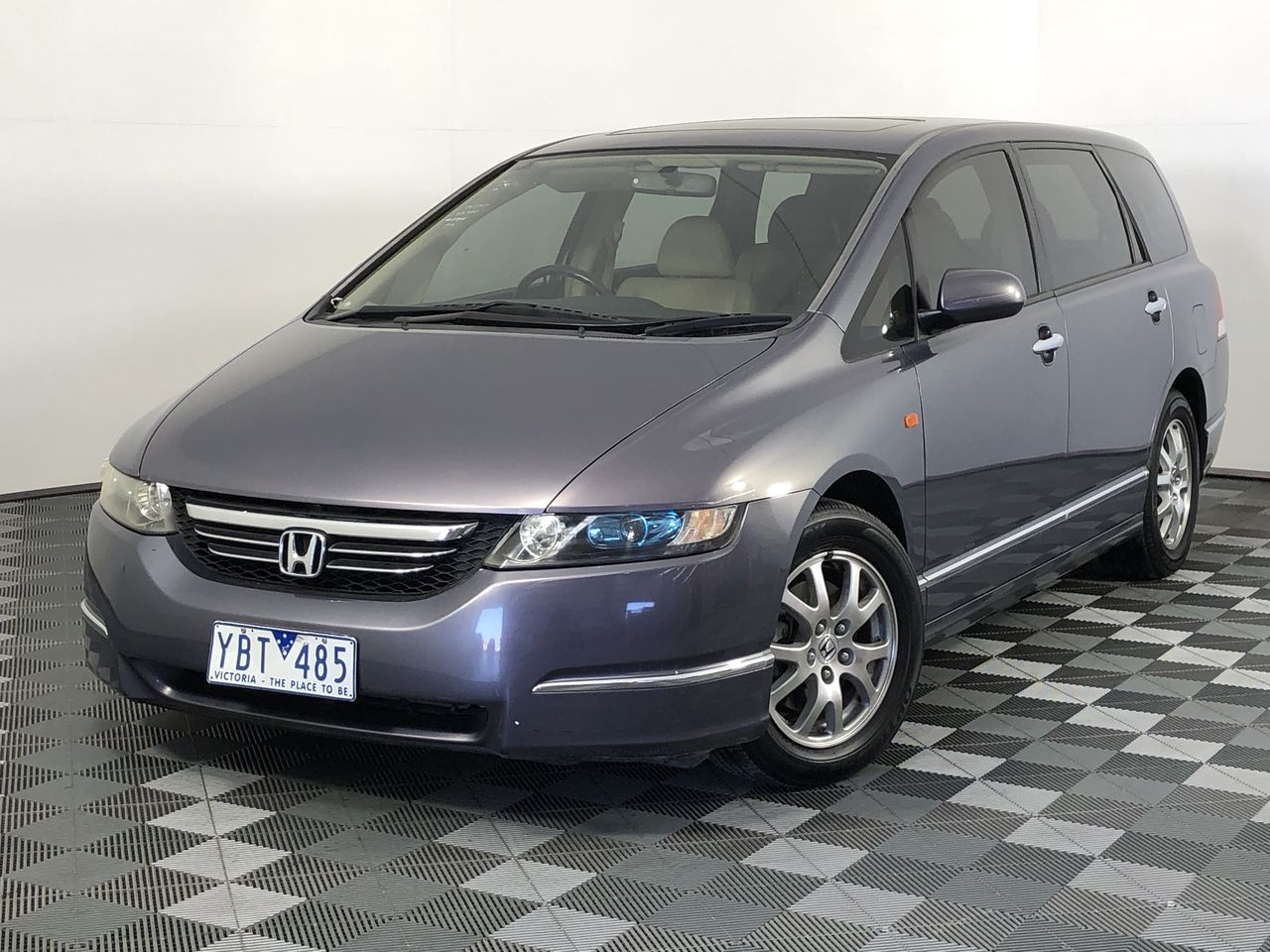 2005 Honda Odyssey Luxury Automatic 7 Seats People Mover