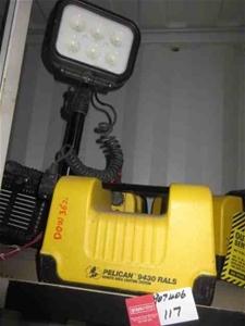 4 x Pelican 9430 Lighting System - LED