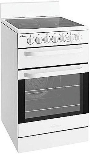 Chef Freestanding Electric Oven/Stove (CFE547WA)