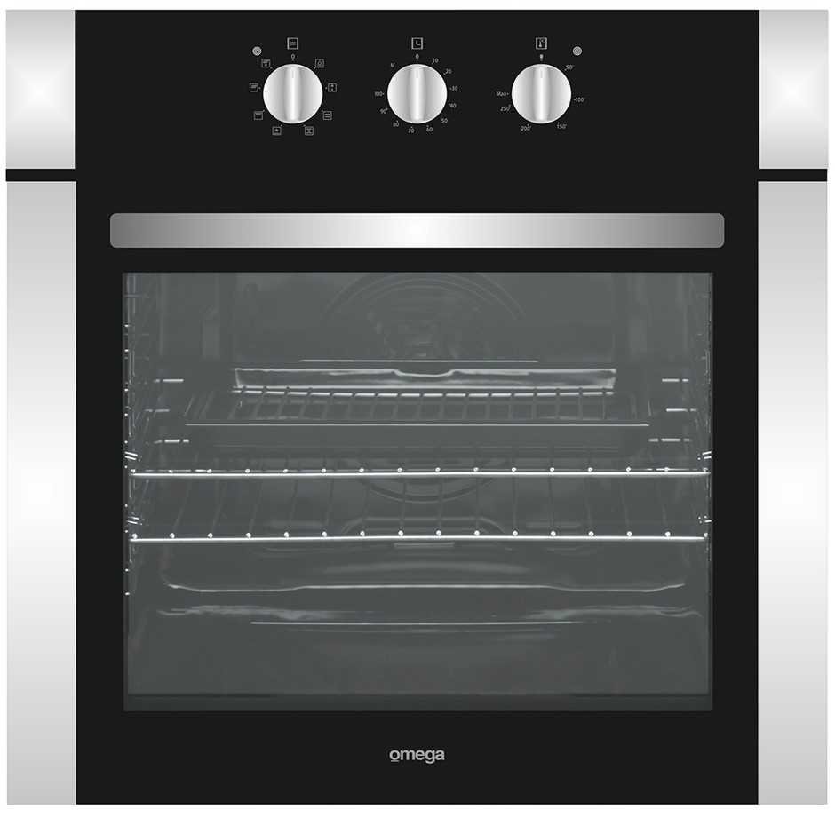 Omega OO653X 60cm 8 Function Electric Oven