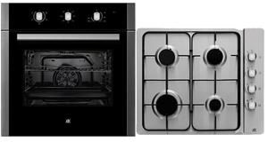 Arc 60cm Electric Oven & 60cm Gas Cookto
