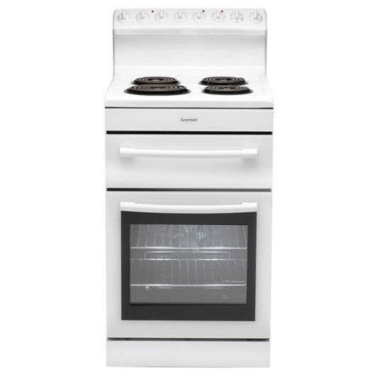 Euromaid R54RW Electric Radiant Coil Cooktop Oven Radiant Coil Cooktop