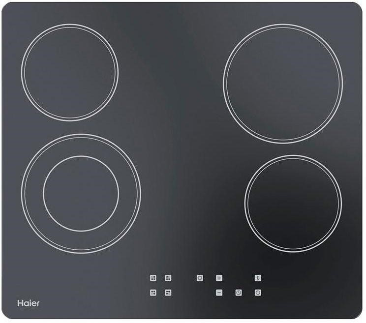 Haier HCE604TB2 60cm Ceramic Electric Cooktop
