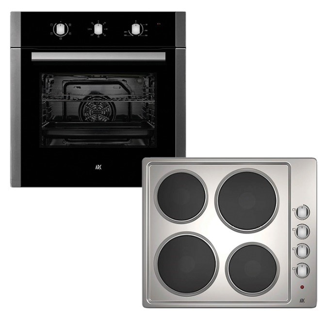 Arc Electric Oven & Cooktop Pack (ACPE (AOF6S & ACS6S))