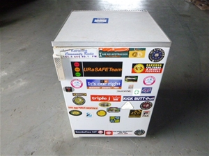 Lemair 150 Snow Cap Bar Fridge