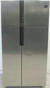 Samsung 603L Side By Side Fridge (Stainl