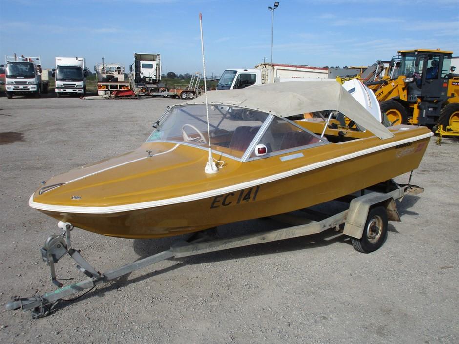 Caribbean Colt Speed Boat (Fibreglass)