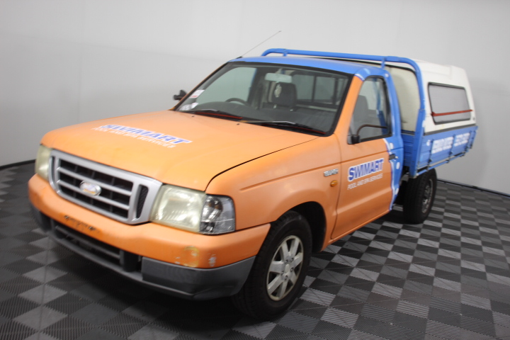 2003 Ford Courier GL PG Manual Cab Chassis