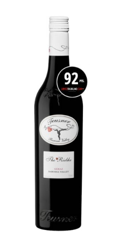Teusner Riebke Shiraz 2017 (6 x 750ml), Barossa Valley, SA.