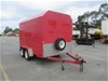 2009 Dual Axle Removalist Trailer