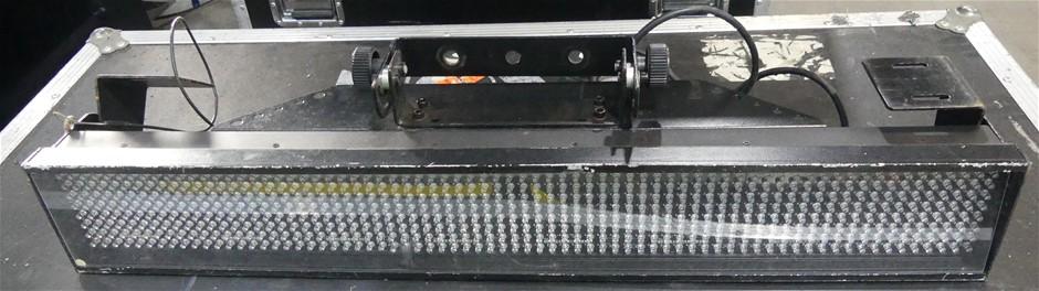 LED batten fixtures (3 cases)