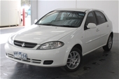 Unreserved 2007 Holden Viva JF Automatic