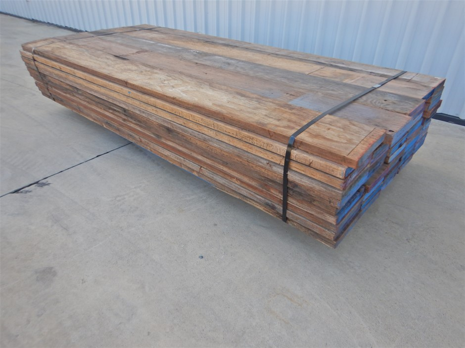 Pack of Scaffolding Wooden Boards (Pooraka, SA)