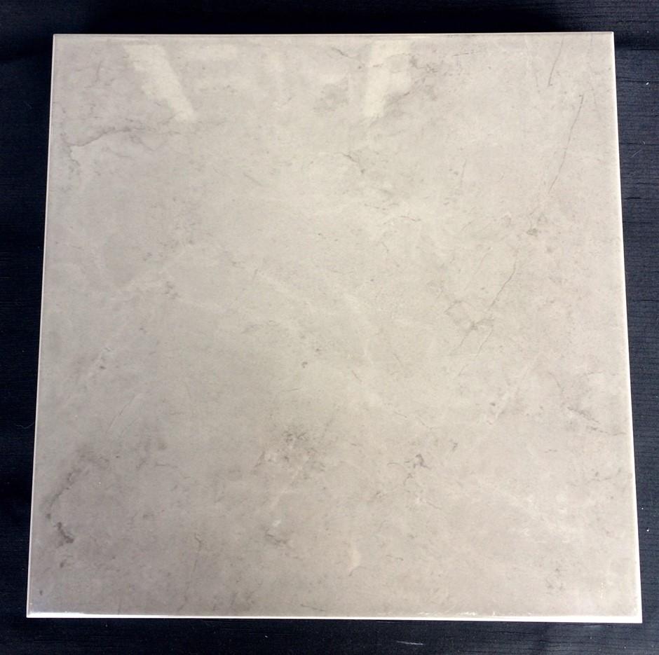136.8m2 of 400x400 A40GR3DH Shanghai Soy Gloss Floor Tiles