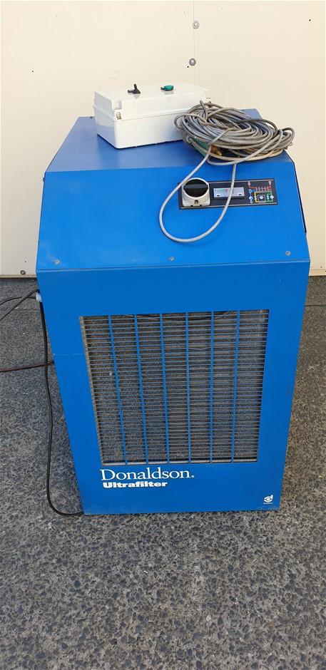 Donaldson Refrigeration Air Dryer Model: DC0750AB Serial Number: