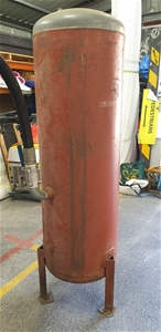 Vertical Compressed Air Tank Approx 2100