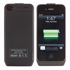 iExtender Rechargeable Battery Case for