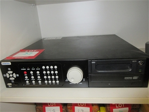 Ethernet Video Recorder Unit