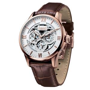 Arbutus New York Automatic watch Skeleto